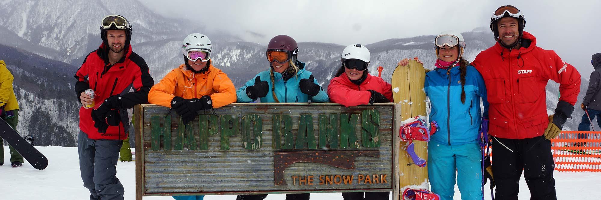 hakuba ski resort guiding